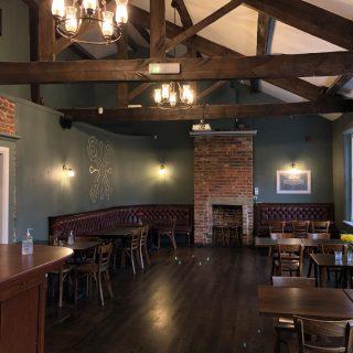 Cross Keys pub, refurbishment.