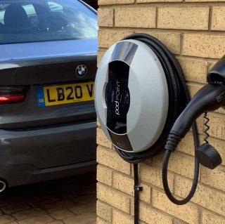 New EV charger